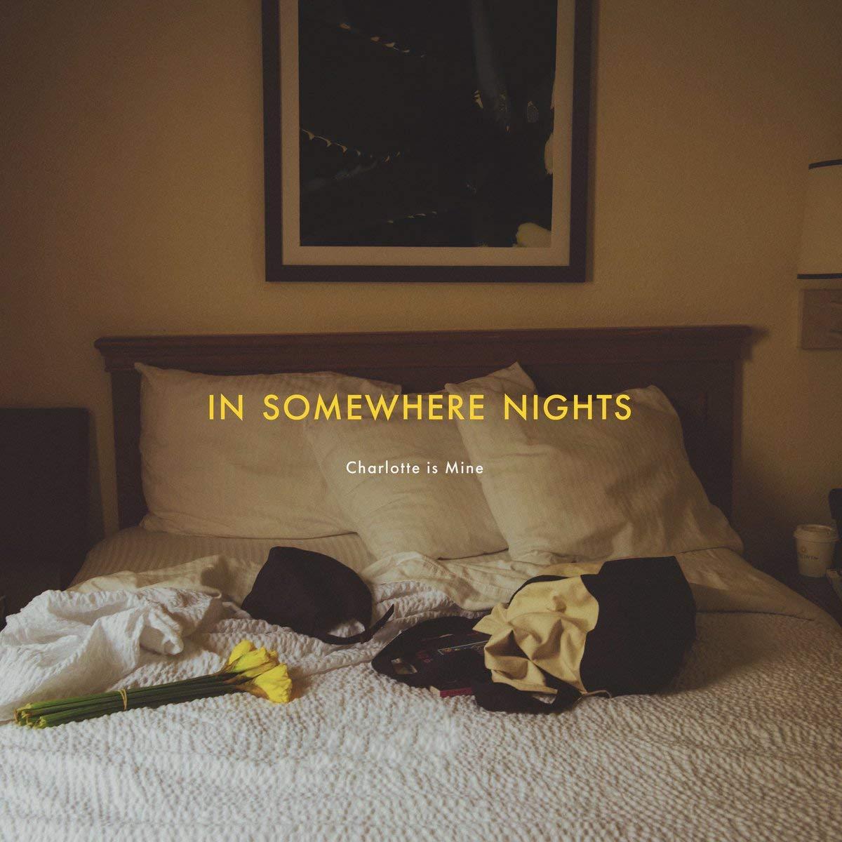 Charlotte is Mine『IN SOMEWHERE NIGHTS』のジャケット写真とアー写を撮りました。
