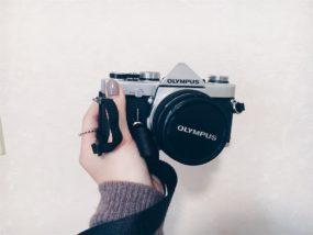 フィルムカメラをOLYMPUS OM-1ではじめました